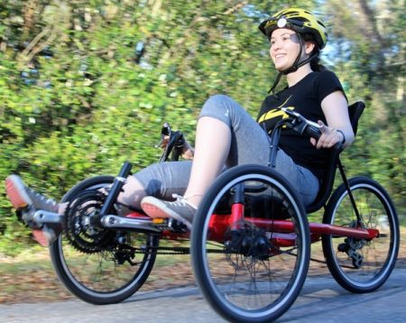 Red Avenue Trike