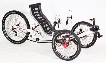 Full-Suspension Recumbent Trikes Compared - Bicycle Man