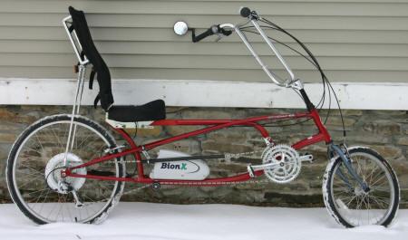 BionX Bike Motor