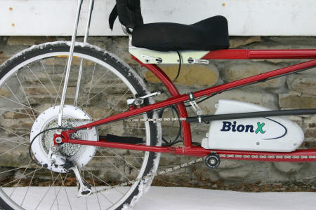 BionX Electric Motor