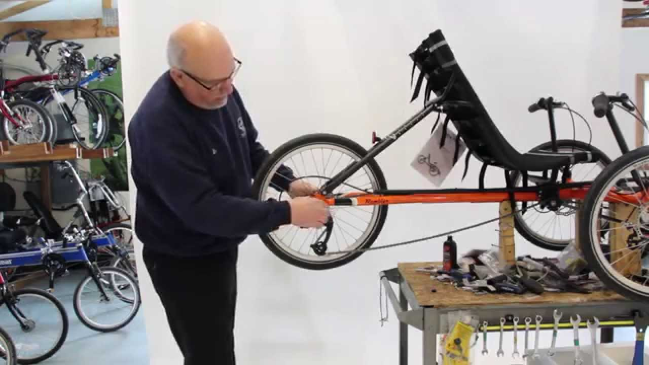 How to Change a Flat Tire on Your Trike