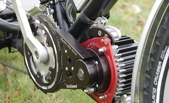 Electric bike kits bicycle man for Bicycle electric motor kits