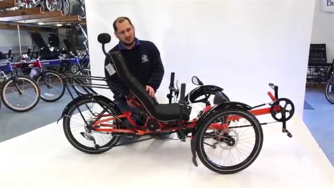How To Fold Your HP Velotechnik Scorpion