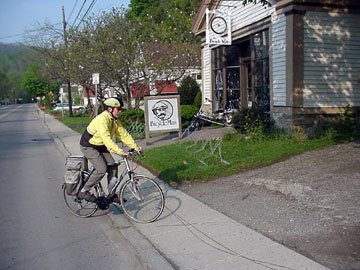 Fuji Comfort And Hybrid Bikes Bicycle Man