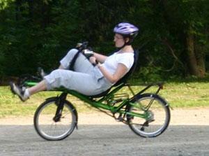 Grasshopper Over Seat Steering