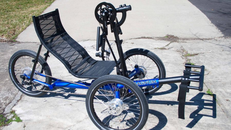 Adaptive Trike