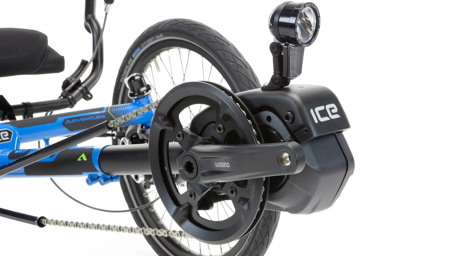 Test Riding an Ice Adventure with Shimano STEPS E-8000