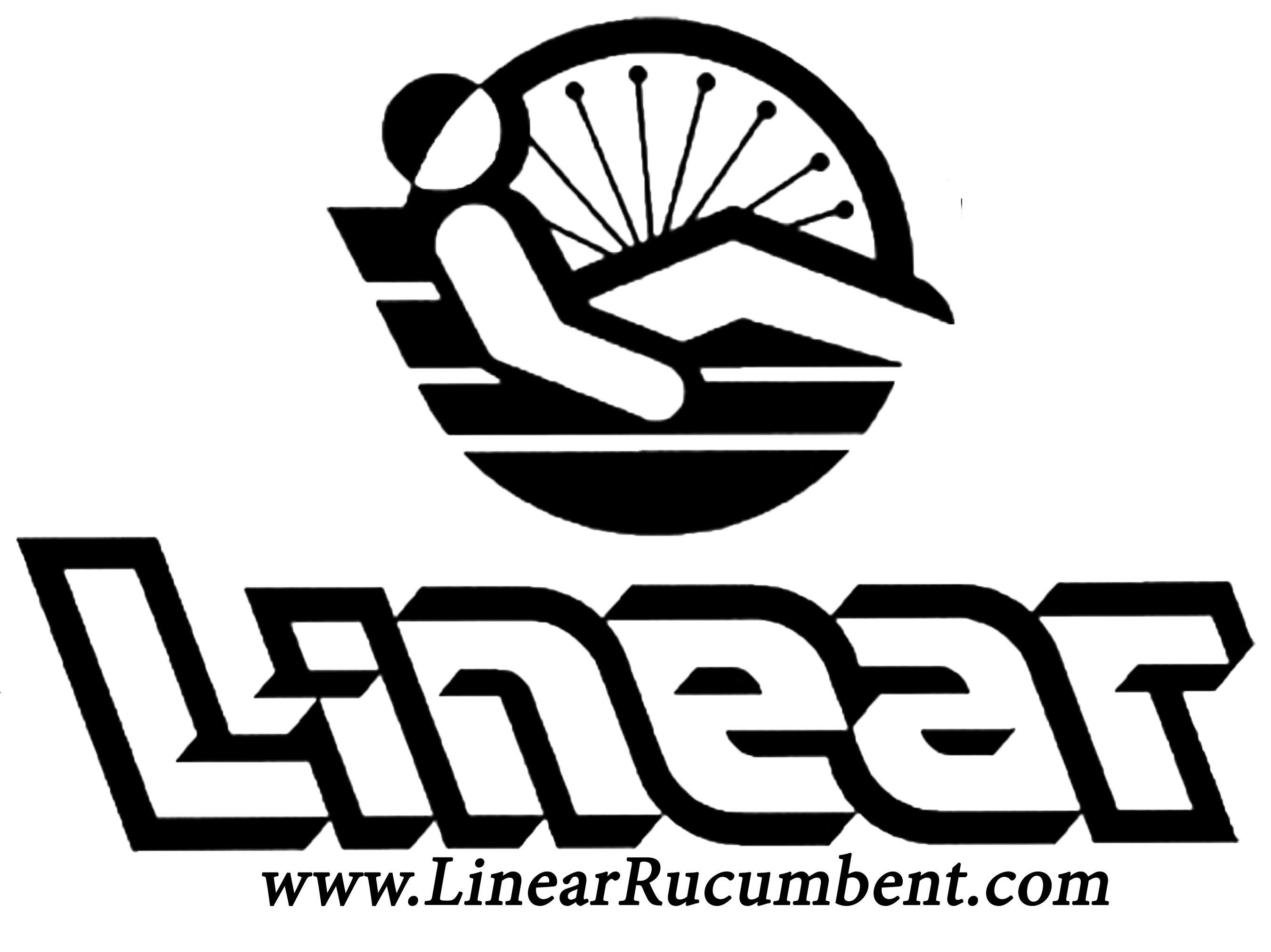 Linear Recumbents Bicycle Man