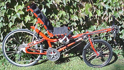 Longbikes Eliminator by bushes