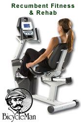 Magnetic Recumbent Bike Benefits for PT & Rehab