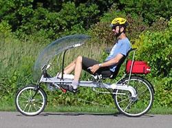 Adaptive Recumbent Bikes