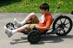 Recumbent Trikes for children with disabilities or handicaps