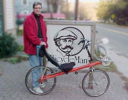 Bacchetta Strada Recumbent Bike