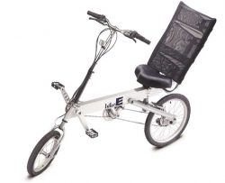 Silver BikeE RX