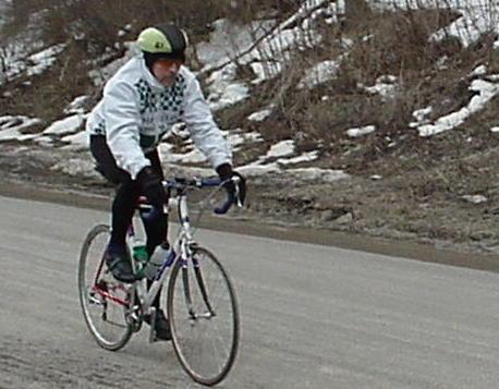 Fuji Road Bikes Bicycle Man