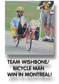 Team Wishbone
