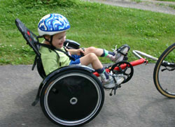 Recumbent Trikes for smaller riders